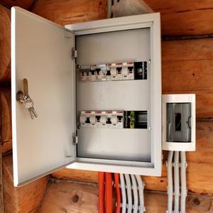 Электрика в квартире,  доме,  офисе «под ключ»