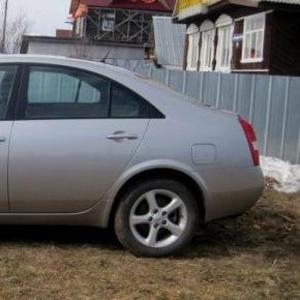 Продам автомобиль Ниссан Примера,  2007 гв.