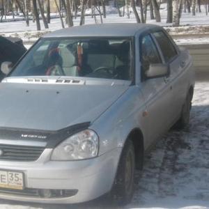 Продам автомобиль ВАЗ 2170 (Приора)
