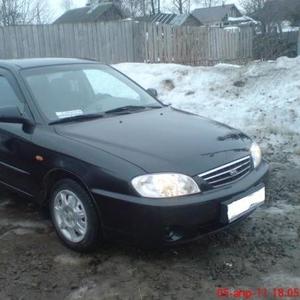 Продам автомобиль Киа Спектра 2006 год,