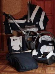 Продаётся коляска Cortina Evolution X3 (3 в 1)