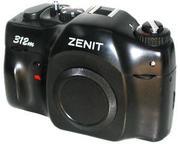 Продам плёночный фотоаппарат Зенит-312М